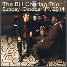 The Bill Charlap Trio