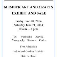 Art & Crafts Exhibit